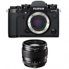 Fujifilm X-T3 Noir + Fujinon XF 23mm f/1.4 R