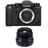 Fujifilm X-T3 Noir + Fujinon XF 35 mm f/2 R WR