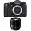 Fujifilm X-T3 Noir + Fujinon XF 56mm f/1.2 R   Garantie 2 ans