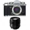 Fujifilm X-T3 Silver + Fujinon XF 56mm f/1.2 R Noir | Garantie 2 ans