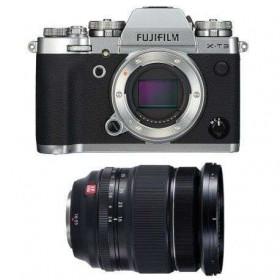 Fujifilm X-T3 Silver + Fujinon XF 16-55mm F2.8 R LM WR Noir