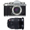 Fujifilm X-T3 Silver + Fujinon XF 16-55mm F2.8 R LM WR Noir | Garantie 2 ans