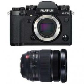 Fujifilm X-T3 Noir + Fujinon XF 16-55mm F2.8 R LM WR