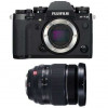 Fujifilm X-T3 Negro + Fujinon XF 16-55mm F2.8 R LM WR