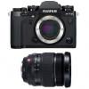 Fujifilm X-T3 Noir + Fujinon XF 16-55mm F2.8 R LM WR | Garantie 2 ans