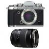 Fujifilm X-T3 Silver + Fujinon XF 18-135mm f3.5-5.6 R LM OIS WR Black | 2 Years Warranty