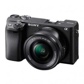 Sony Alpha 6400 Body Black + SEL E PZ 16-50 mm f/3,5-5,6 OSS | 2 Years Warranty
