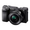 Sony Alpha 6400 Cuerpo Negro + SEL E PZ 16-50 mm f/3,5-5,6 OSS | 2 años de garantía