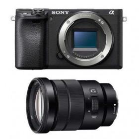 Sony Alpha 6400 Nu Noir + Sony E PZ 18-105mm f4 G OSS