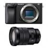 Sony Alpha 6400 Nu Noir + Sony E PZ 18-105mm f4 G OSS   Garantie 2 ans