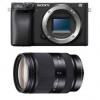 Sony Alpha 6400 Body Black + Sony E 18-200 mm f/3.5-6.3 OSS LE | 2 Years Warranty