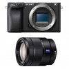 Sony Alpha 6400 Cuerpo Negro + Sony E 16-70 mm f/4 OSS Zeiss Vario-Tessar T* | 2 años de garantía