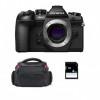 Olympus OM-D E-M1 Mark II Body Black + Bag + SD 4 Go | 2 Years Warranty