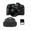 Olympus OM-D E-M1 II + 12-40mm Black + Bag + 4 Go | 2 Years Warranty