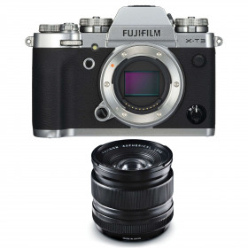 Fujifilm X-T3 Plata + Fujinon XF 14mm F2.8 R Negro