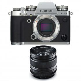 Fujifilm X-T3 Silver + Fujinon XF 14mm F2.8 R Noir
