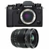 Fujifilm X-T3 Black + Fujinon XF16mm F1.4 R WR | 2 Years Warranty