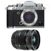 Fujifilm X-T3 Plata + Fujinon XF16mm F1.4 R WR Negro