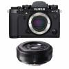 Fujifilm X-T3 Noir + Fujinon XF 27mm f/2.8