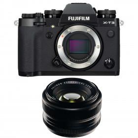 Fujifilm X-T3 Noir+ Fujinon XF 35mm f1.4 R
