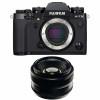 Fujifilm X-T3 Noir+ Fujinon XF 35mm f1.4 R | Garantie 2 ans