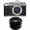 Fujifilm X-T3 Silver + Fujinon XF 35mm f1.4 R Noir | Garantie 2 ans