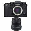Fujifilm X-T3 Noir + Fujinon XF 50mm F2 R WR | Garantie 2 ans