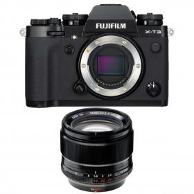 Fujifilm X-T3 Negro + Fujinon XF 56mm F1.2 R APD