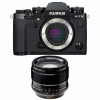 Fujifilm X-T3 Black + Fujinon XF 56mm F1.2 R APD | 2 Years Warranty