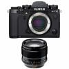 Fujifilm X-T3 Noir + Fujinon XF 56mm F1.2 R APD | Garantie 2 ans