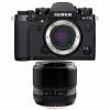 Fujifilm X-T3 Noir + Fujinon XF 60mm f2.4 R | Garantie 2 ans