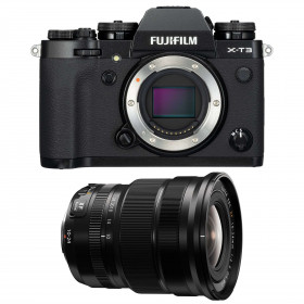 Fujifilm X-T3 Negro + Fujinon XF 10-24mm F4 R OIS
