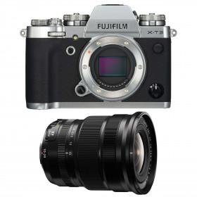 Fujifilm X-T3 Silver + Fujinon XF 10-24mm F4 R OIS Noir