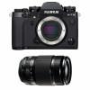 Fujifilm X-T3 Noir + Fujinon XF 55-200mm F3.5-4.8 R LM OIS | Garantie 2 ans