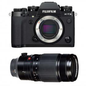 Fujifilm X-T3 Negro + Fujinon XF 50-140mm F2.8 R LM OIS WR