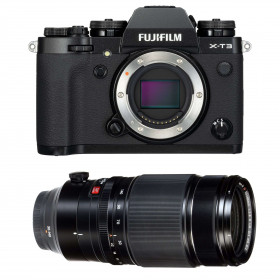 Fujifilm X-T3 Noir + Fujinon XF 50-140mm F2.8 R LM OIS WR