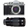 Fujifilm X-T3 Plata + Fujinon XF 50-140mm F2.8 R LM OIS WR Negro