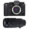 Fujifilm X-T3 Black + Fujinon XF 100-400mm F4.5-5.6 R LM OIS WR | 2 Years Warranty