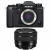 Fujifilm X-T3 Black + Fujinon XC 15-45mm F3.5-5.6 OIS PZ | 2 Years Warranty