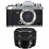 Fujifilm X-T3 Plata + Fujinon XC 15-45mm F3.5-5.6 OIS PZ Negro