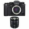 Fujifilm X-T3 Noir + Fujinon XC 16-50mm F3.5-5.6 OIS II | Garantie 2 ans