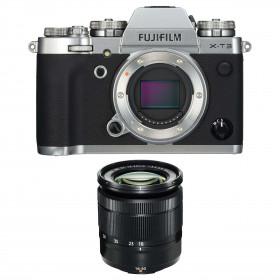 Fujifilm X-T3 Plata + Fujinon XC 16-50mm F3.5-5.6 OIS II Negro
