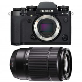 Fujifilm X-T3 Negro + Fujinon XC50-230mm F4.5-6.7 OIS II