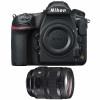 Nikon D850 Nu + Sigma 24-70mm F2.8 DG OS HSM Art | Garantie 2 ans
