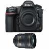 Nikon D850 Nu + AF-S Nikkor 24mm f/1.4G ED | Garantie 2 ans