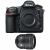 Nikon D850 Nu + AF-S Nikkor 35mm f/1.4G | Garantie 2 ans