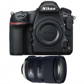 Nikon D850 Cuerpo + Tamron SP 24-70mm F2.8 Di VC USD G2 | 2 años de garantía