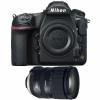 Nikon D850 Nu + Tamron SP 24-70mm F2.8 Di VC USD G2 | Garantie 2 ans