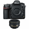 Nikon D850 body + AF-S Nikkor 58mm f/1.4G | 2 Years Warranty