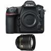 Nikon D850 Nu + AF-S Nikkor 85mm f/1.4G | Garantie 2 ans